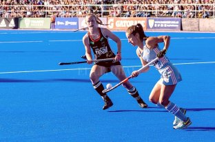 Hockey: éxitos argentinos en damas y caballeros
