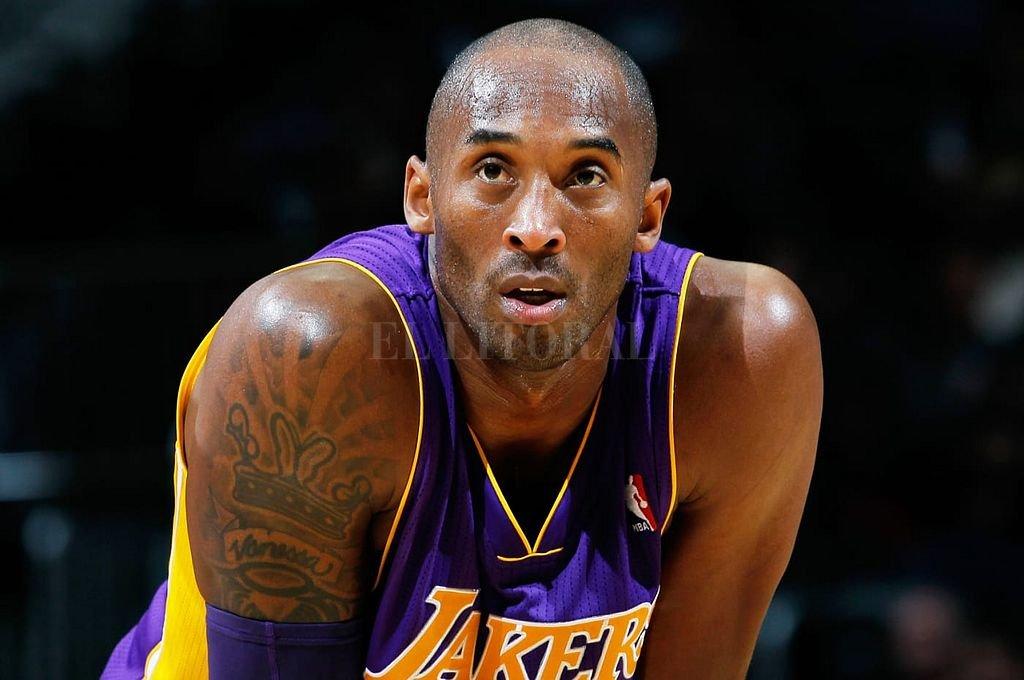 Murió la estrella de la NBA Kobe Bryant -  -