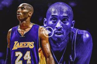 Videos: las mejores jugadas de Kobe Bryant, una leyenda del básquet -  -