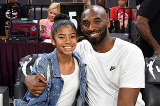 """Confirmaron que en el accidente también murió """"Gi-Gi"""" Bryant, una de las hijas de Kobe -  -"""