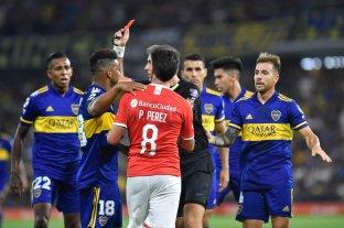 Boca e Independiente cerraron la fecha con un empate