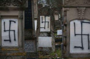 Aumentan en Francia los casos de violencia antisemita