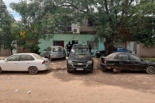 Tres detenidos en la causa por el atentado contra el Centro de Justicia Penal