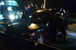 Mendoza: dos niños y un hombre murieron en un choque entre un auto y un camión