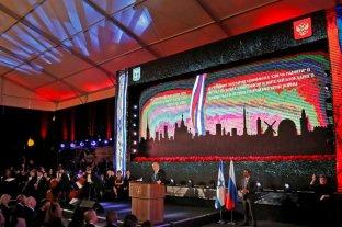 Sobrevivientes y líderes mundiales conmemoran el 75 aniversario de la liberación de Auschwitz
