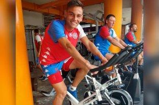 El pibe Franco Godoy se rompió los ligamentos cruzados