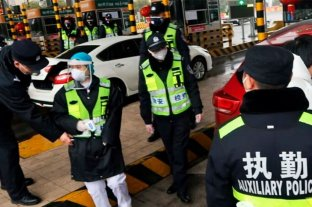 """Doce argentinos se encuentran """"en cuarentena"""" en Wuhan por el coronavirus -  -"""