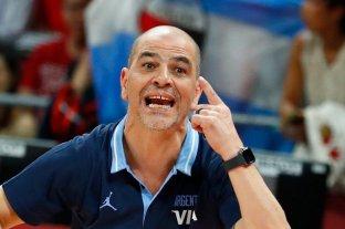 Sergio Hernández confirmó que dejará el seleccionado después de Tokio 2020