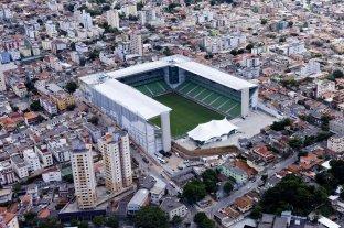 Atlético Mineiro recibirá a Unión en el estadio Arena Independencia -  -