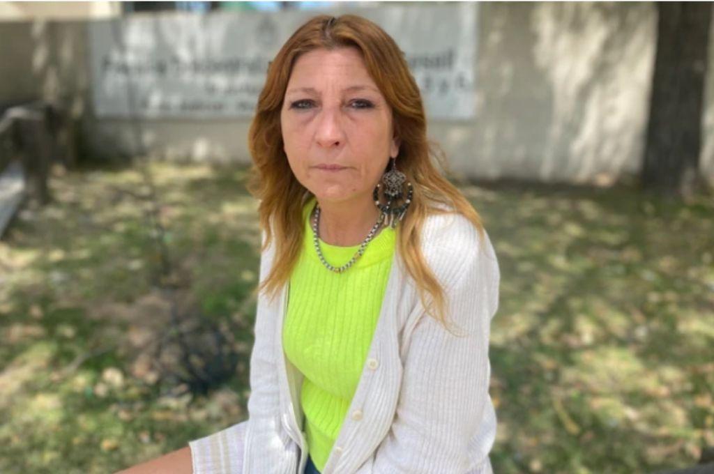 Andrea Ramos, testigo