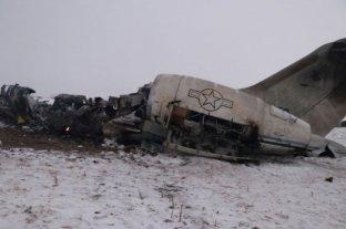 El avión que para EEUU cayó en Afganistán fue atribuido como un ataque por los talibanes