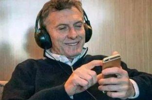 """Mauricio Macri tiene un nuevo """"hobby"""" y es furor en las redes sociales"""