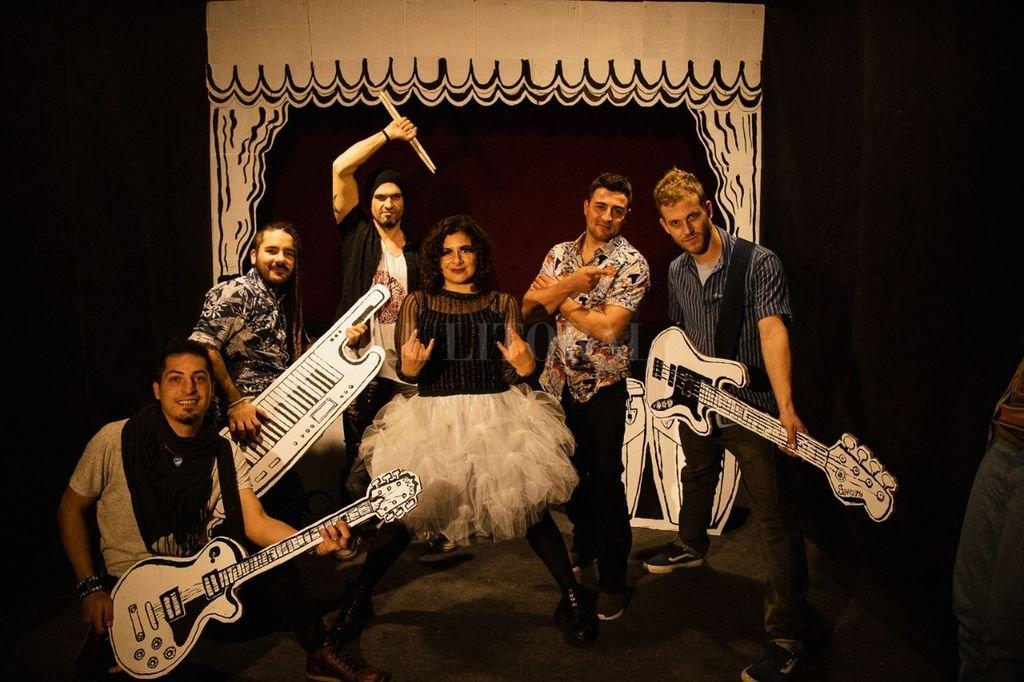 Victorina se identifica con el power latin rock, en una fusión que se destaca por la influencia de ritmos latinos como una voz femenina imponente.  Crédito: Gentileza producción