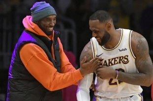 "LeBron James tras muerte de Kobe Bryant: ""Prometo continuar tu legado"""