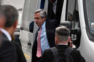 Alberto Fernández viaja este miércoles a Europa -  -