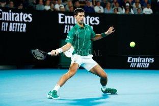 Djokovic ganó y se enfrentará a Federer en seminifinal
