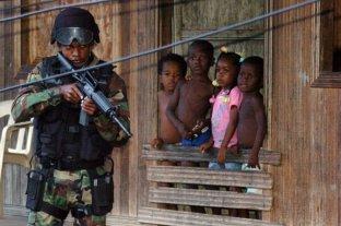 La ONU denuncia que desde el acuerdo de paz en Colombia fueron reclutados 600 menores