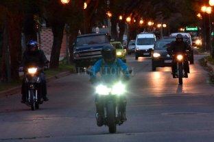 """Contra los motochorros: piden subas en multas a rodados con """"patentes turbias"""" -  -"""