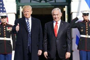 En medio de gran escepticismo, Trump anuncia su plan de paz palestino-israelí