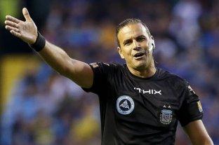 Se designaron los árbitros de la jornada 18 de la Superliga Argentina -  -