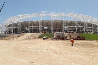 ¿Cómo es el nuevo estadio  que se construye en Santiago?