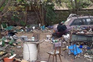 Vecinos reclaman por un baldío municipal en Santo Tomé -  -
