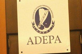 Adepa cuestionó los dichos del ministro Saín