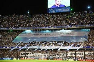Argentina disputaría su primer partido de eliminatorias en La Bombonera