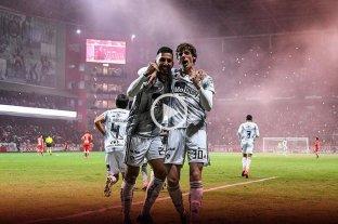 Video: Conti y Correa marcaron dos golazos para Atlas