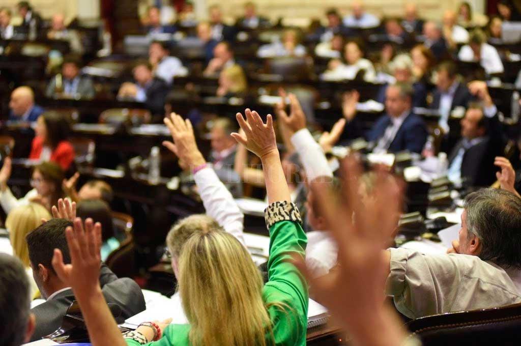 <strong>Foto:</strong> Prensa Cámara de Diputados de la Nación