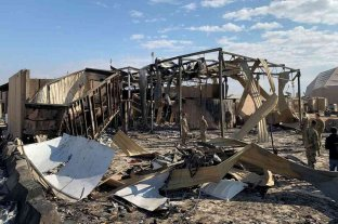 Ascienden a 50 los soldados heridos tras los ataques con misiles iraníes