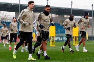 El Real Madrid visita al Zaragoza por el pase a los cuartos de la Copa del Rey