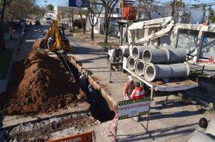 Venado: piden al gobernador el inicio de la obra de desagües urbanos