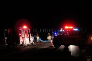 Accidente frontal deja cuatro muertos