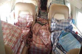 México: incautaron una tonelada de cocaína en un jet privado proveniente de Argentina