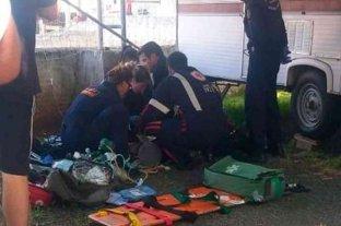 Un argentino murió electrocutado en Florianópolis -  -