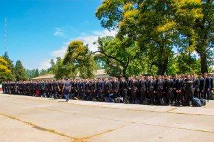 Santa Fe  incorporó 478 nuevos policías