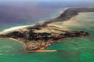 Coronavirus: Australia busca enviar a una isla en cuarentena a 600 personas que vienen de Wuhan