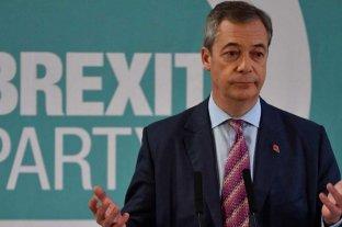 Líder euroescéptico británico Farage predice el fin de la UE después del Brexit