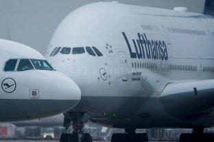 """El Estado alemán """"rescatará"""" a Lufthansa con 9.000 millones de euros"""
