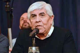 """Moyano tilda de """"falta de respeto"""" la designación de Macri en FIFA"""