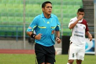 El venezolano Jesús Valenzuela será el árbitro de Unión - Atlético Mineiro