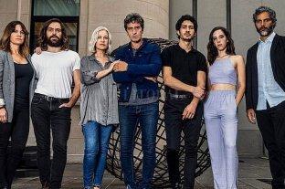 "Comenzó el rodaje de ""El Reino"", la nueva serie argentina de Netflix"