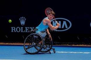 Gustavo Fernández fue eliminado en cuartos de final del Australian Open