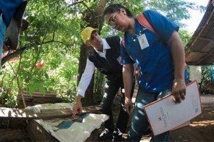 Declararon la emergencia sanitaria en Asunción de Paraguay ante la epidemia del dengue