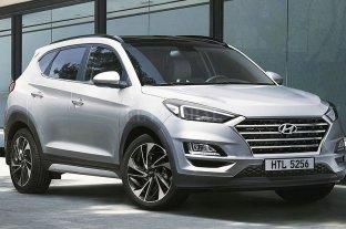 La nueva gama de Hyundai Tucson