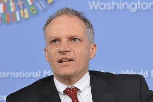 El FMI esperará hasta abril para actualizar las proyecciones sobre la Argentina - Alejandro Werner. -