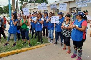 Habrá marchas, movilizaciones y medidas de fuerza por despidos en la Municipalidad de Ceres