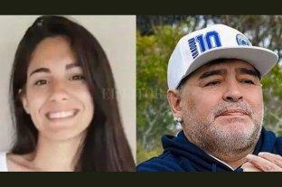 Magalí le ruega a Diego Maradona que se haga un ADN
