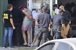 Thomsen fue apuntado por varios testigos como el que pateó varias veces a Báez Sosa